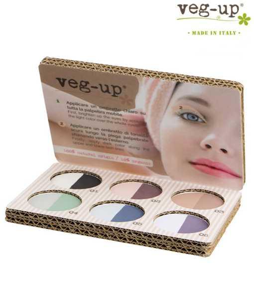 Palette Veggy 6